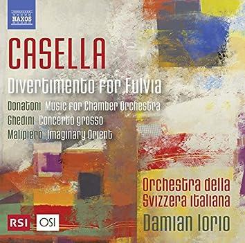 Casella: Divertimento per Fulvia, Op. 64