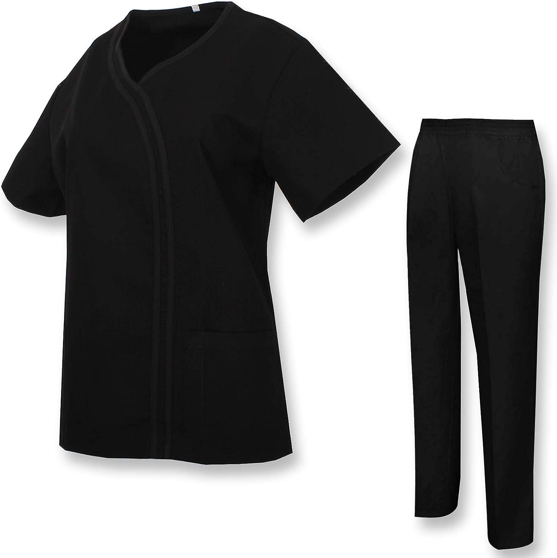 Uniforms Medical Scrub Pants Unisex Ref.8312 Hospital Uniform Trousers MISEMIYA