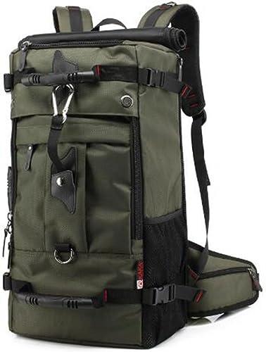WSGZH Outdoor-Sporttasche Für Rucksack Mit Größer Kapazit DREI Wasserdichte Praktische Bergsteigertasche