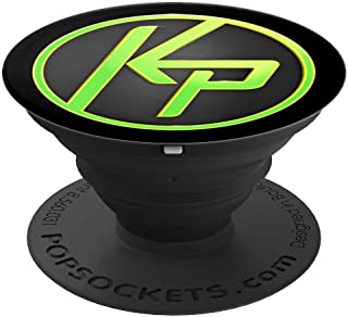 Disney Kim Possible KP Logo Live Action - PopSockets Grip and Stand for Phones and Tablets