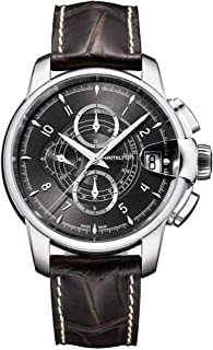 Hamilton Timeless Classic Railroad Auto Chrono Mens Watch H40616535