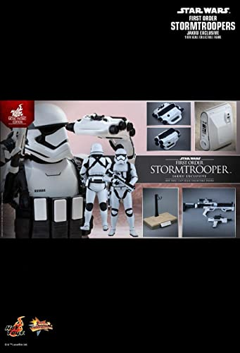 Hot Toys MMS333 - Star Wars   The Force Awakens - First Order Stormtrooper Jakku Exclusive