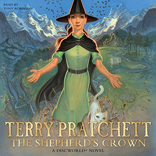 The Shepherd's Crown (Abridged) audiobook cover art
