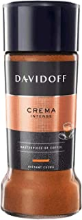 Davidoff Crema Intense Instant Coffee 90 g (Pack of 2)