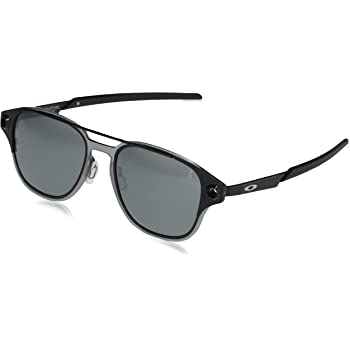Oakley Men's Oo6042 Coldfuse Titanium Square Sunglasses