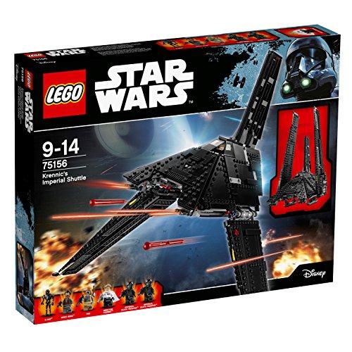 Lego Star Wars-75156 Batman Lanzadera Imperial de Krennic, Multicolor, Miscelanea (75156)