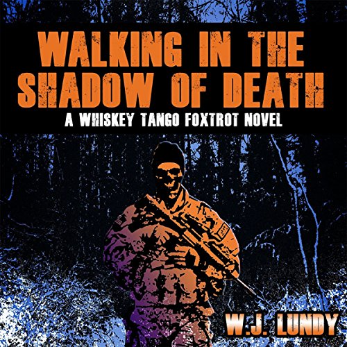 Walking in the Shadow of Death audiobook cover art