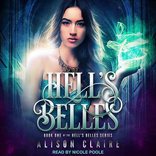 Hell's Belles audiobook cover art