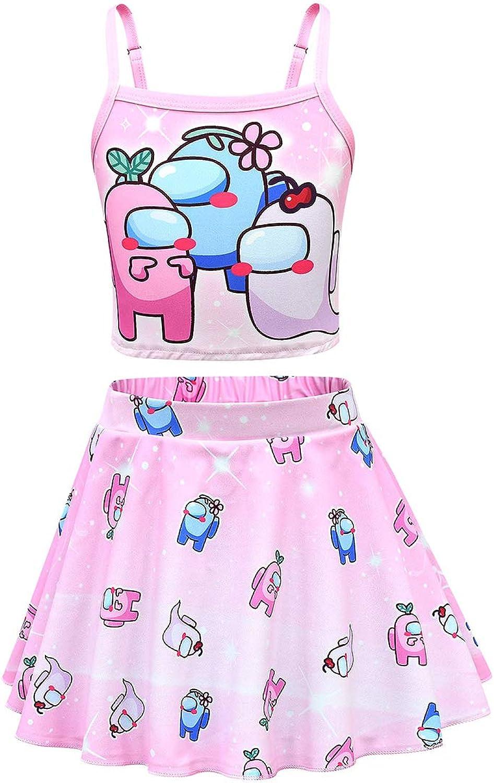 Max 62% OFF Jimdan Girls Two Piece Bathing Suit Set Ruffle Cute Princess Max 41% OFF Swi