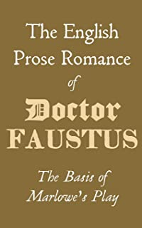 The English Prose Romance of Doctor Faustus
