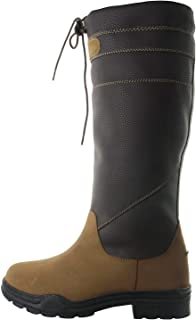 Brogini Derbyshire Fur Lined Kids Country Boots