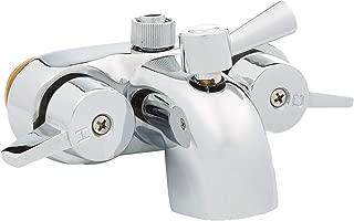 clawfoot tub faucet repair