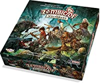 [クールミニオアノット]Cool Mini or Not Zombicide: Wulfsburg Board Game GUF002 [並行輸入品]