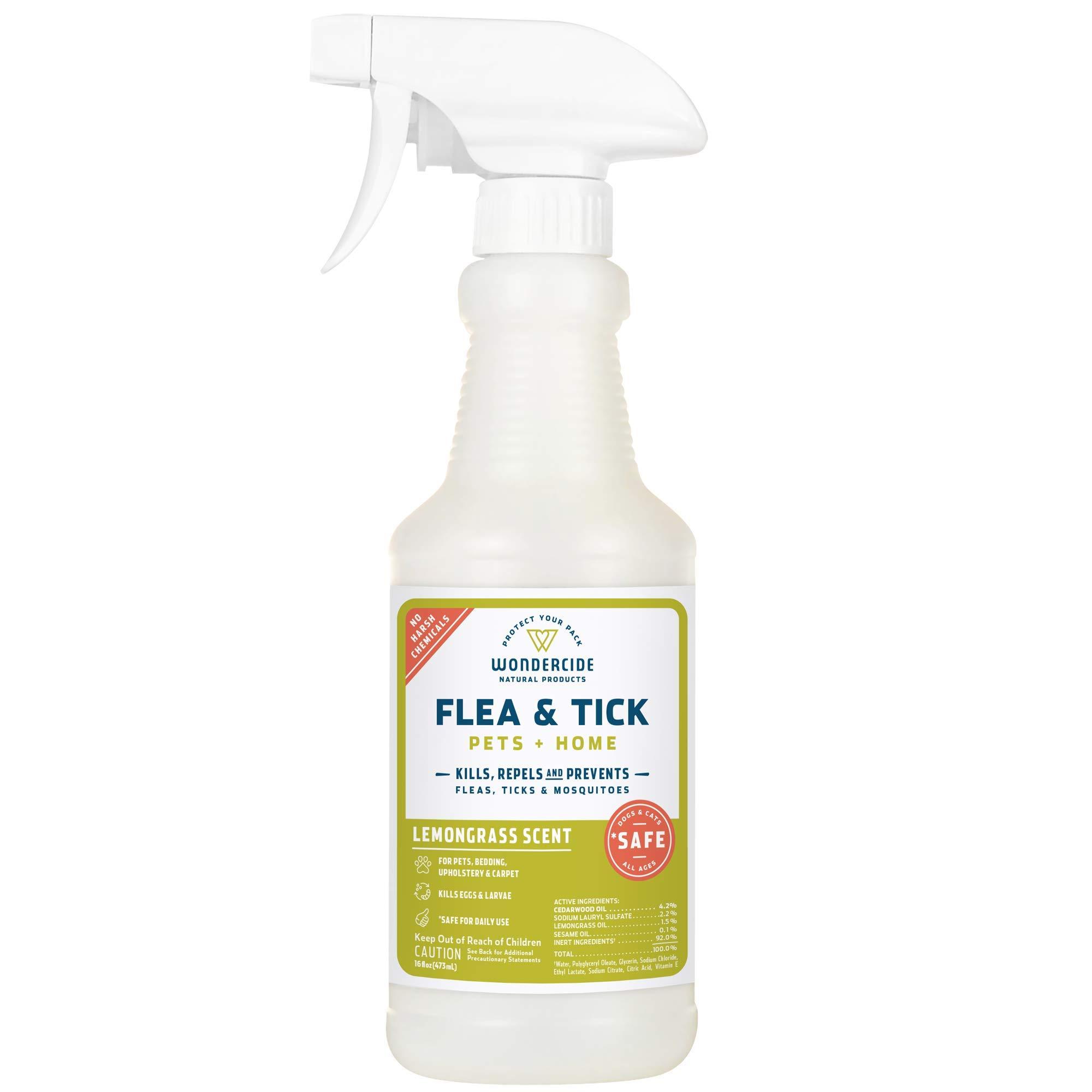 Wondercide Flea Mosquito Control Spray