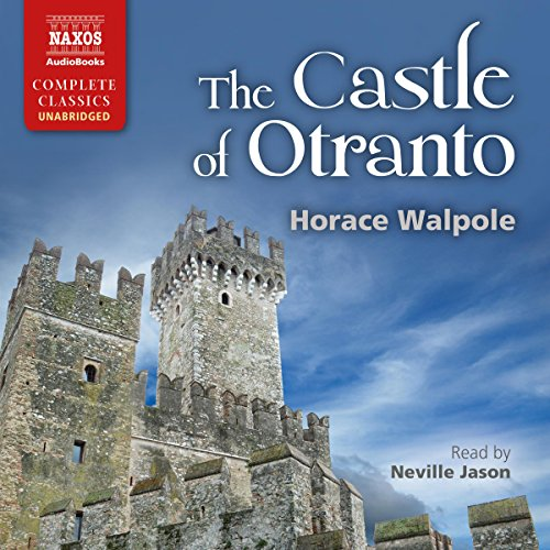 The Castle of Otranto audiobook cover art