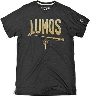 Popfunk Official Harry Potter Spells Premium Ultrasoft Tri-Blend T-Shirt Collection