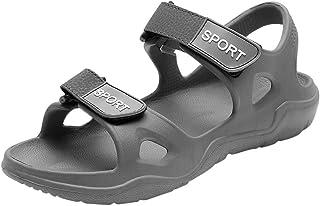 WINJIN Sandales Plage Homme Chaussures Sport Ete Baskets Velcro