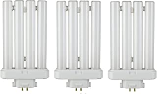 Ciata Lighting FML27/65 27 Quad Tube Compact Fluorescent Light Bulb (3 Pack)