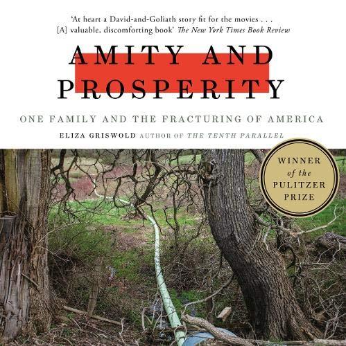 『Amity and Prosperity』のカバーアート