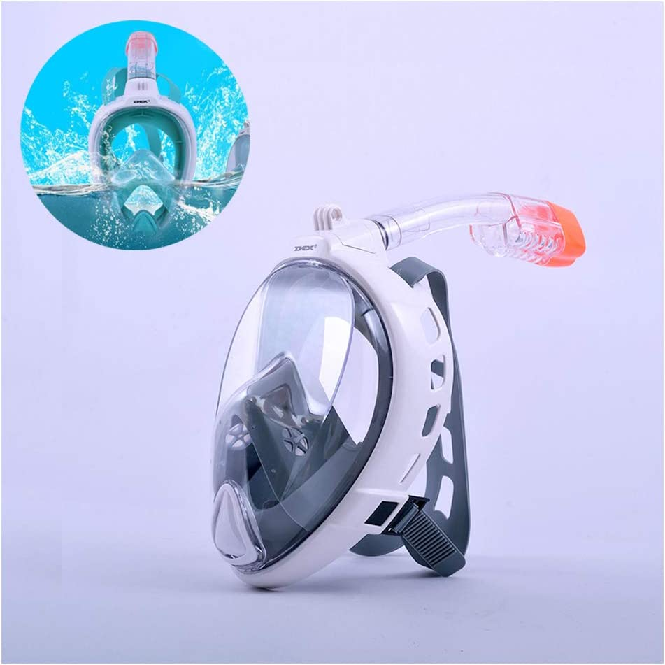 XULONG Full Face Snorkel Mask Dry Go We OFFer at 67% OFF of fixed price cheap prices Shatterproof Silicone