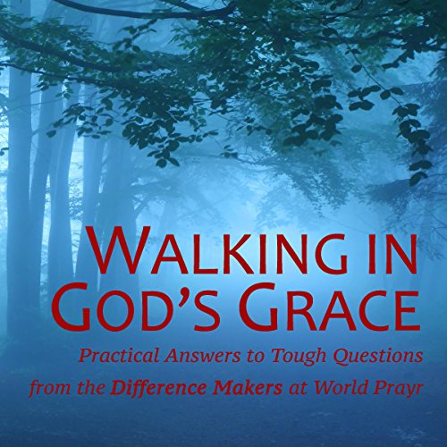 Walking in God's Grace audiobook cover art