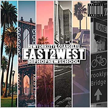 East 2 West by Kryptic