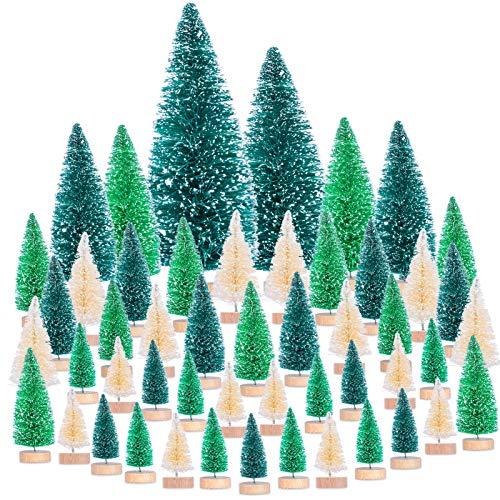 Navidad Decoración Mesa Pino Marca Kiiwah