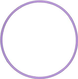 Ratna's Classic Hula Hoop Consists of 8 Inter-Lockable Pieces (Purple)