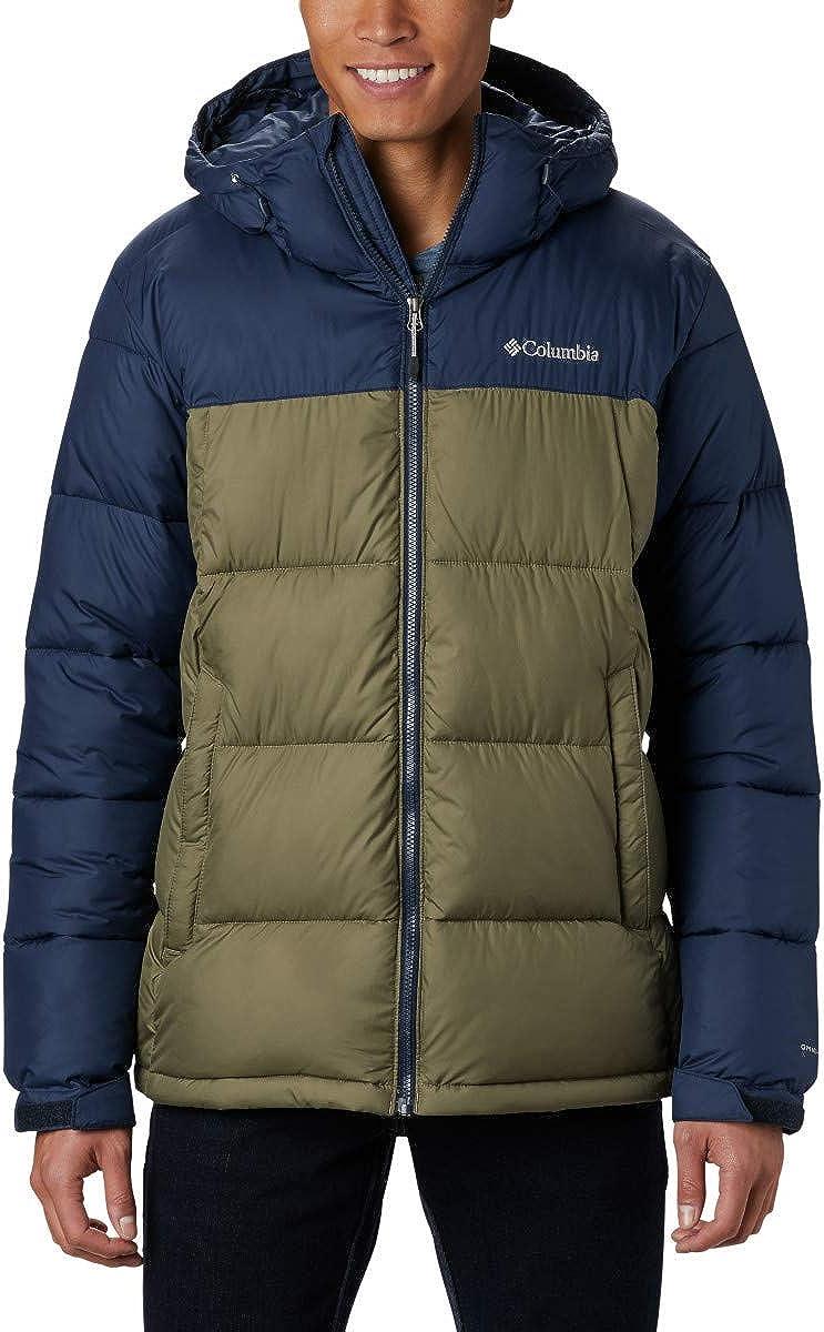 Columbia Mens Pike Lake Hooded Jacket: Clothing