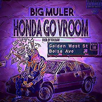 Honda Go Vroom