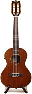 KALA Gloss Mahogany KA-8E Tenor Ukulele Gloss 8-string with EQ
