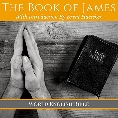 The Book of James: With Introduction audiobook cover art
