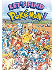 Let's Find Pokémon! Special Complete Edition (2nd edition) (Let's Find Pokémon! Special Complete Edition (2nd Edition))