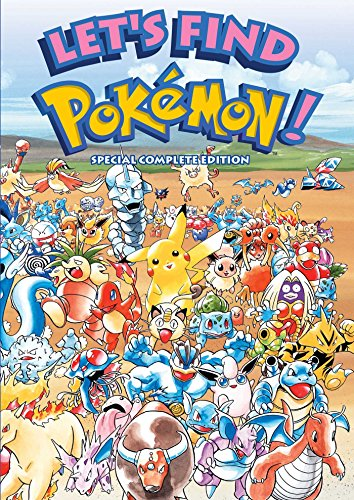 Let's Find Pokemon! Special Complete (2nd Edition)