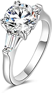 Best tapered baguette engagement ring Reviews