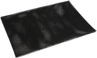 FITYLE 5/10 x Plastic Cuttable Drainage Net Bonsai Mesh for Garden Care,Prevent Soil Loss - Black, 30 x 20 cm 5pcs