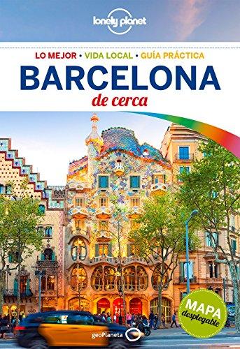 Barcelona de cerca 5: 1 (Guías De cerca Lonely Planet) [Idioma Inglés]