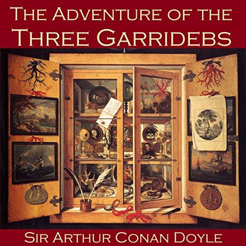 『The Adventure of the Three Garridebs』のカバーアート