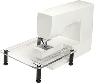 """Sew Steady Home Indoor Office Comfortable Portable Junior Desk Sewing Table Machine - 11-1/2"""" x 15"""""""