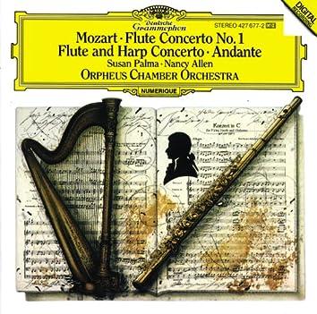 Mozart: Flute Concerto No.1 K.313; Concerto for Flute & Harp K.299; Andante K.315