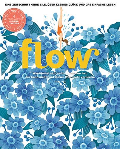 Flow Nummer 51 (5/2020): Eine Zeitschrift ohne Eile, über kleines Glück und das einfache Leben