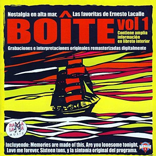 Boîte Vol.1 - Nostalgia En Alta Mar, Las Favoritas De Ernesto Lacalle