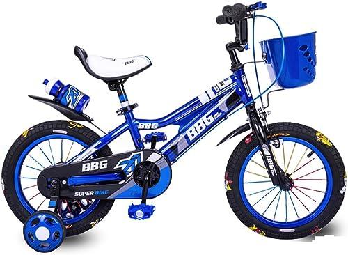 ordenar ahora CivilWeaEU- Bicicletas de los los los Niños, Bicicletas de los hombres y de Las mujeres, carros de bebé, 12 14 16 Pulgadas 2-6 años Bicicleta, Coche del Juguete del bebé (Color   azul, Tamaño   12 Inch)  nuevo sádico