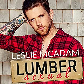 Lumbersexual audiobook cover art