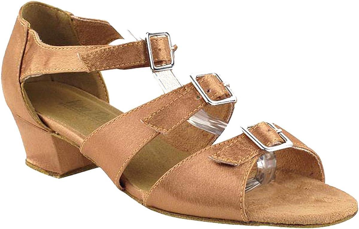 Very Fine Women's Ballroom Salsa Practice Latin Dance Shoes 1679