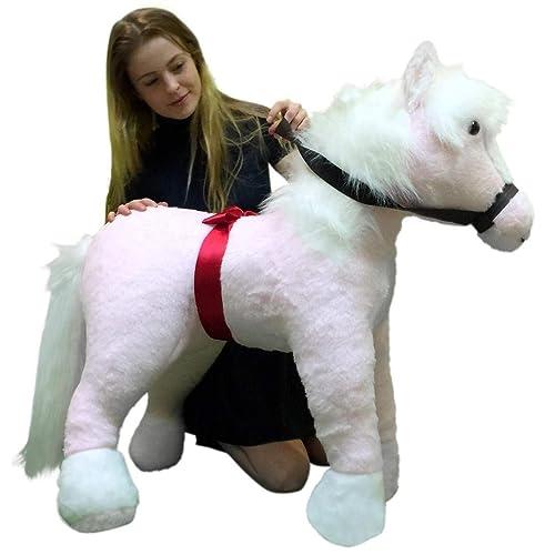 Large Stuffed Horses Amazon Com
