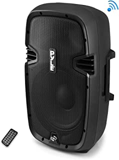 Powered Bluetooth PA Microphone System - 15