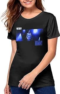 Cujhdfihi235 Women's Portishead Dummy Tee Shirt