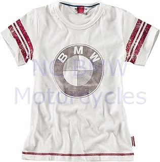 BMW Genuine Logo Kids T-Shirt Off White 98/104