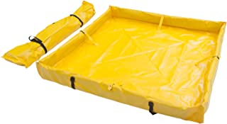 AIRE INDUSTRIAL 918-030404Y Duck Pond Portable Containment, 30 Gallon Spill Capacity, 36
